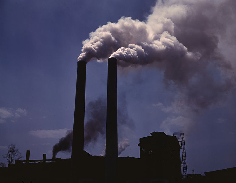 research confirms how global warming links to carbon emissions credit alfred palmer