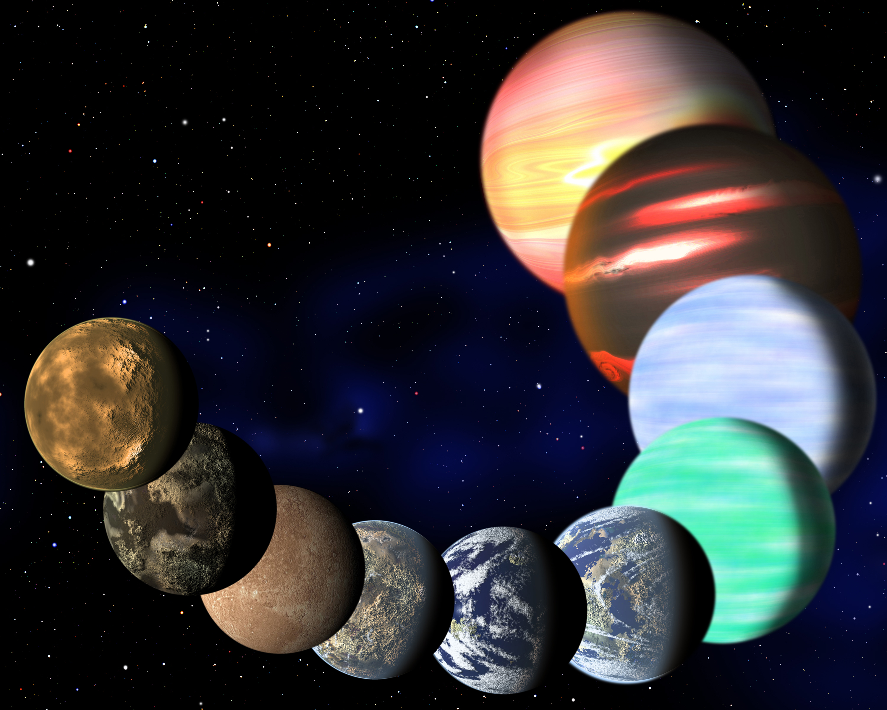 NASA Discovers 715 New PlanetsKepler Mission 2014
