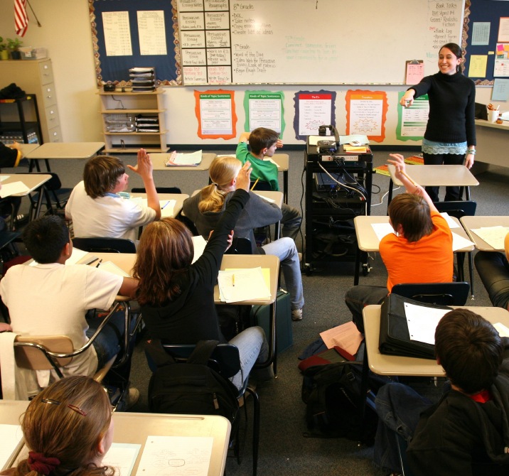 ID great teaching through classroom observations, student surveys ...