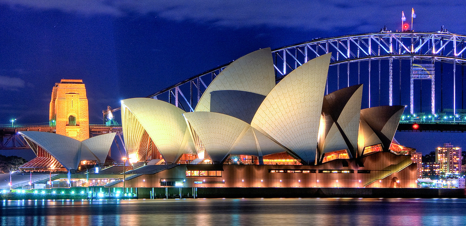 The Sydney Opera House, an icon of Australia's creative and technical  achievement. It has won worldwide acclaim for its design and construction.