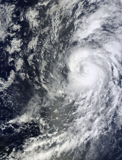 What instruments are used to track hurricanes?