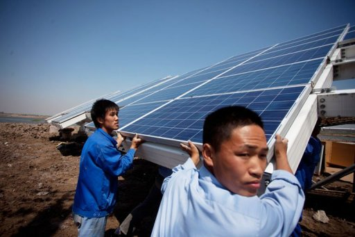 China Offers Solar Panel Quota To Settle Eu Feud