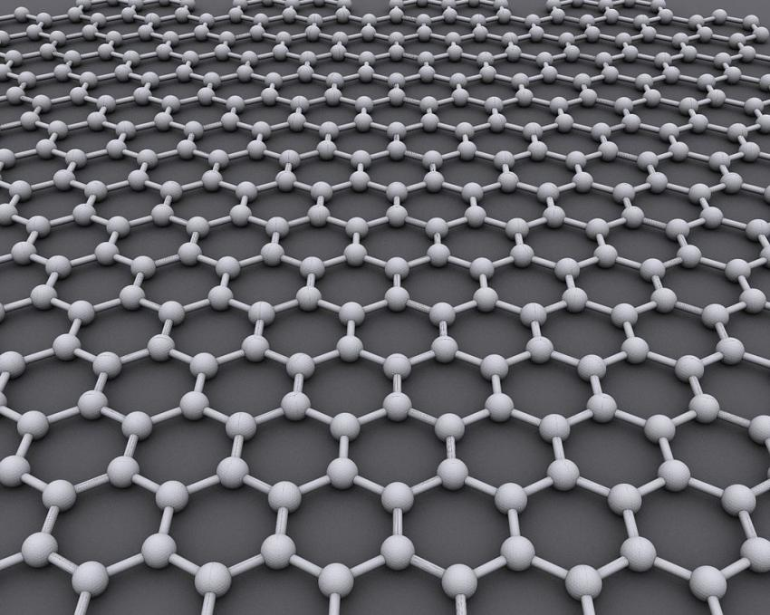 Properties of graphene change in humid conditions