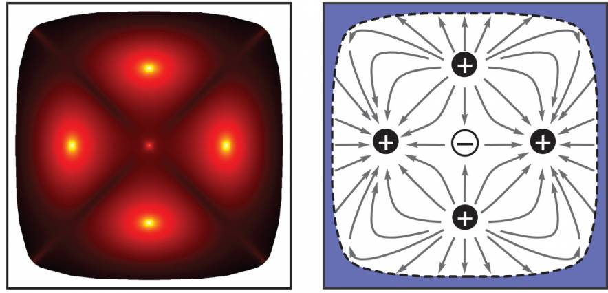 Halting photons could lead to miniature particle accelerators, improved data transmission