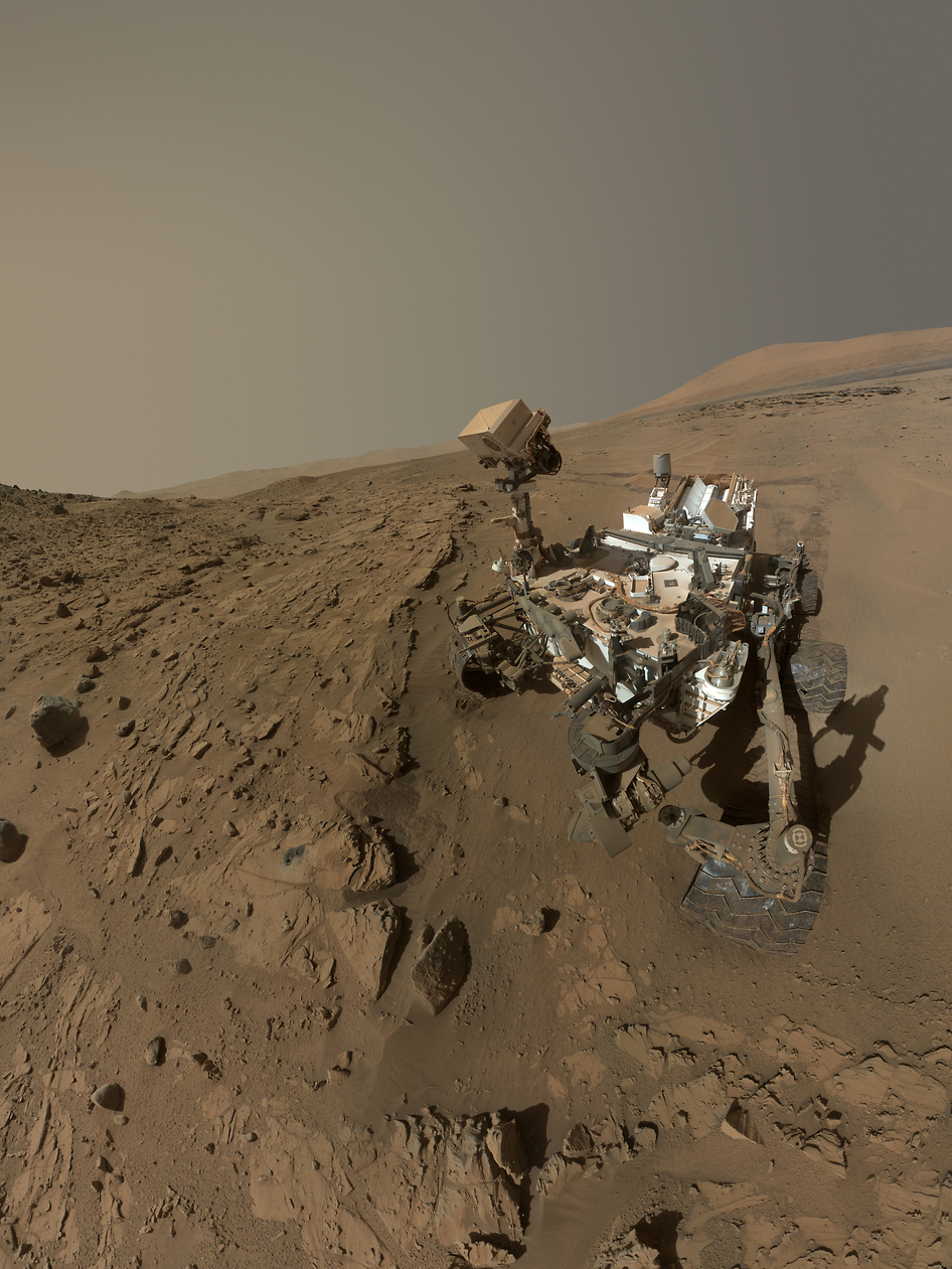 mars rover first photo - photo #4