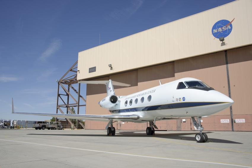 NASA tests revolutionary shape changing aircraft flap for ...
