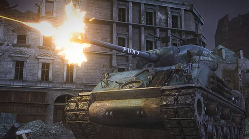 world of tanks game finds ally in fury film