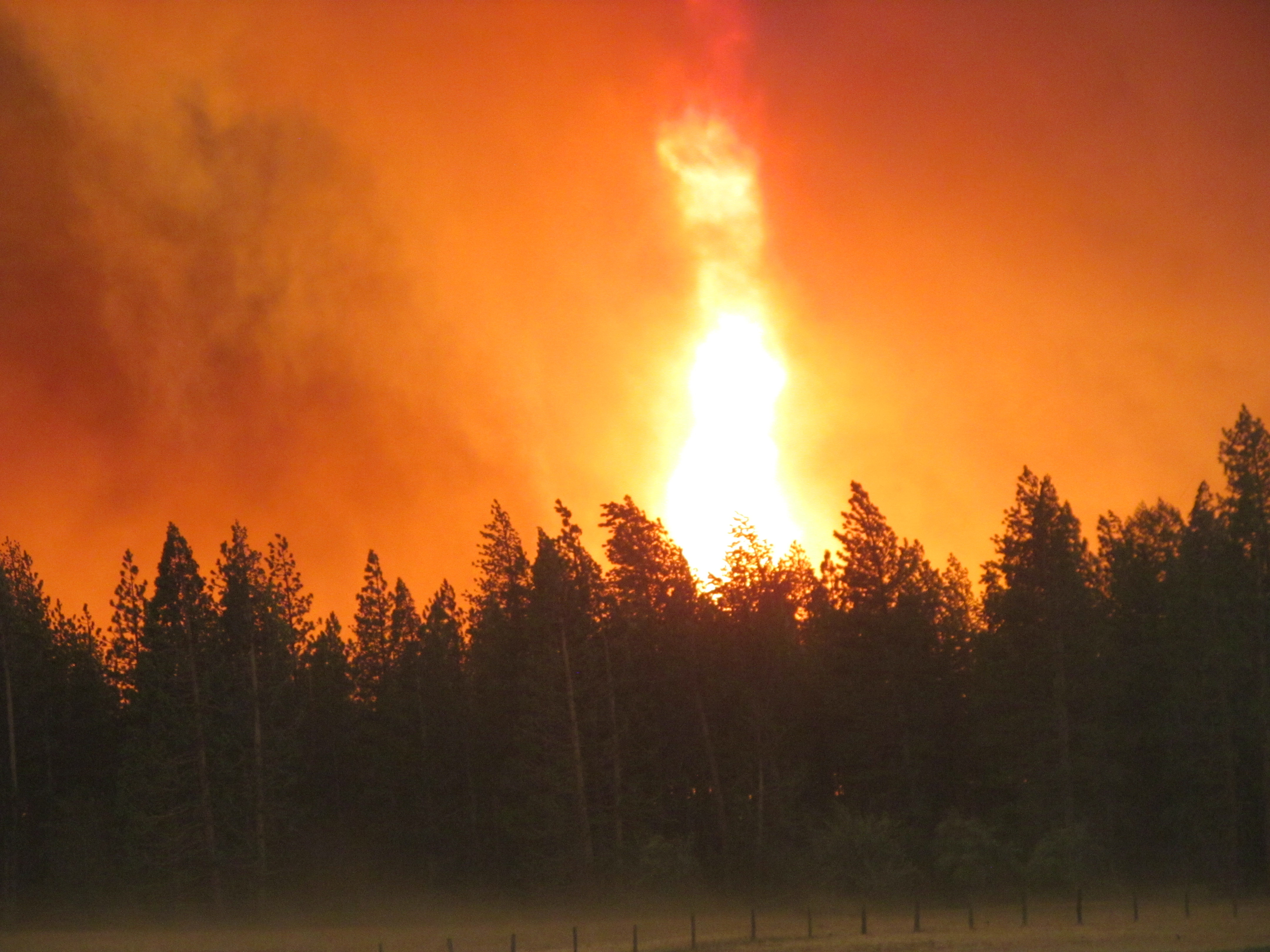 The Science Behind Fire Tornados
