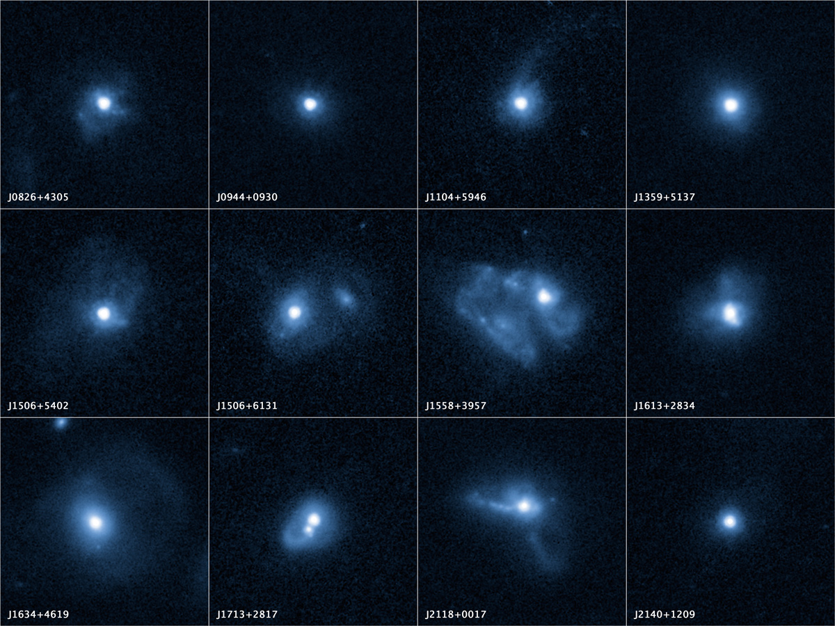 real galaxies in space and their names - photo #16