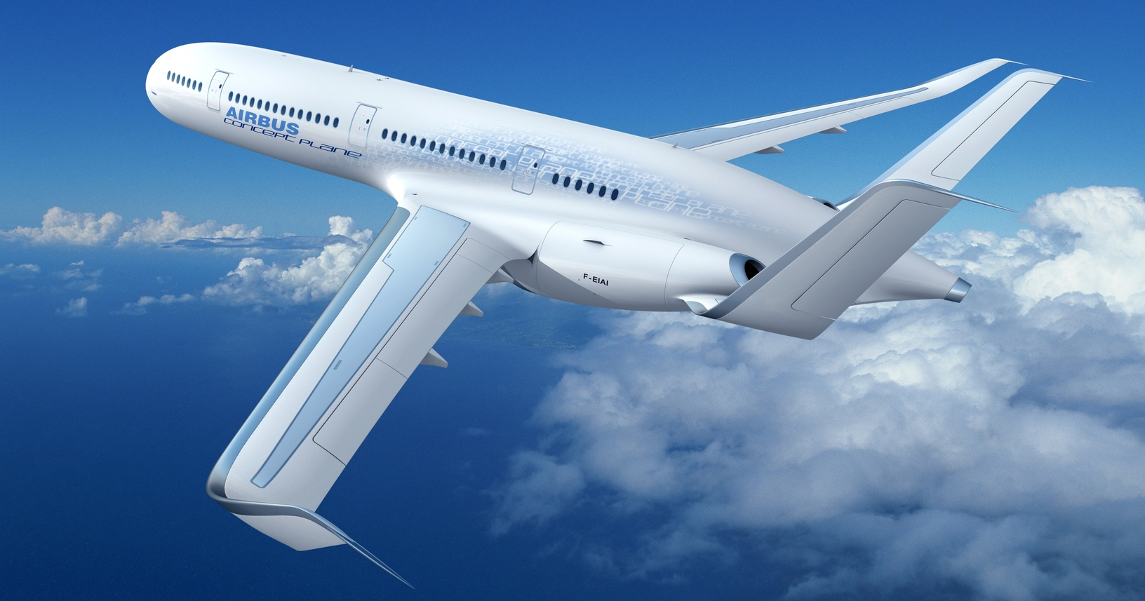 Commercial Aircraft Will Look Like In - Examples future planes look according nasa