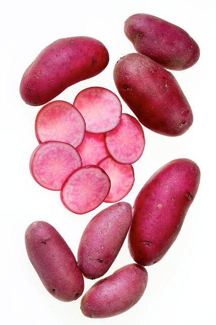 Nutrition Red Potatoes