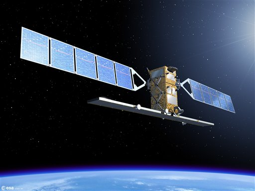 successfully launches new monitoring satellite