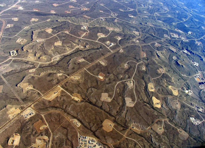 Fracking In Wyoming Map.Fracking In The Dark Biological Fallout Of Shale Gas Production