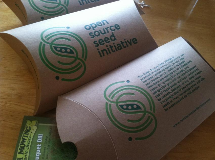 free the seed ossi nurtures growing plants without patent barriers
