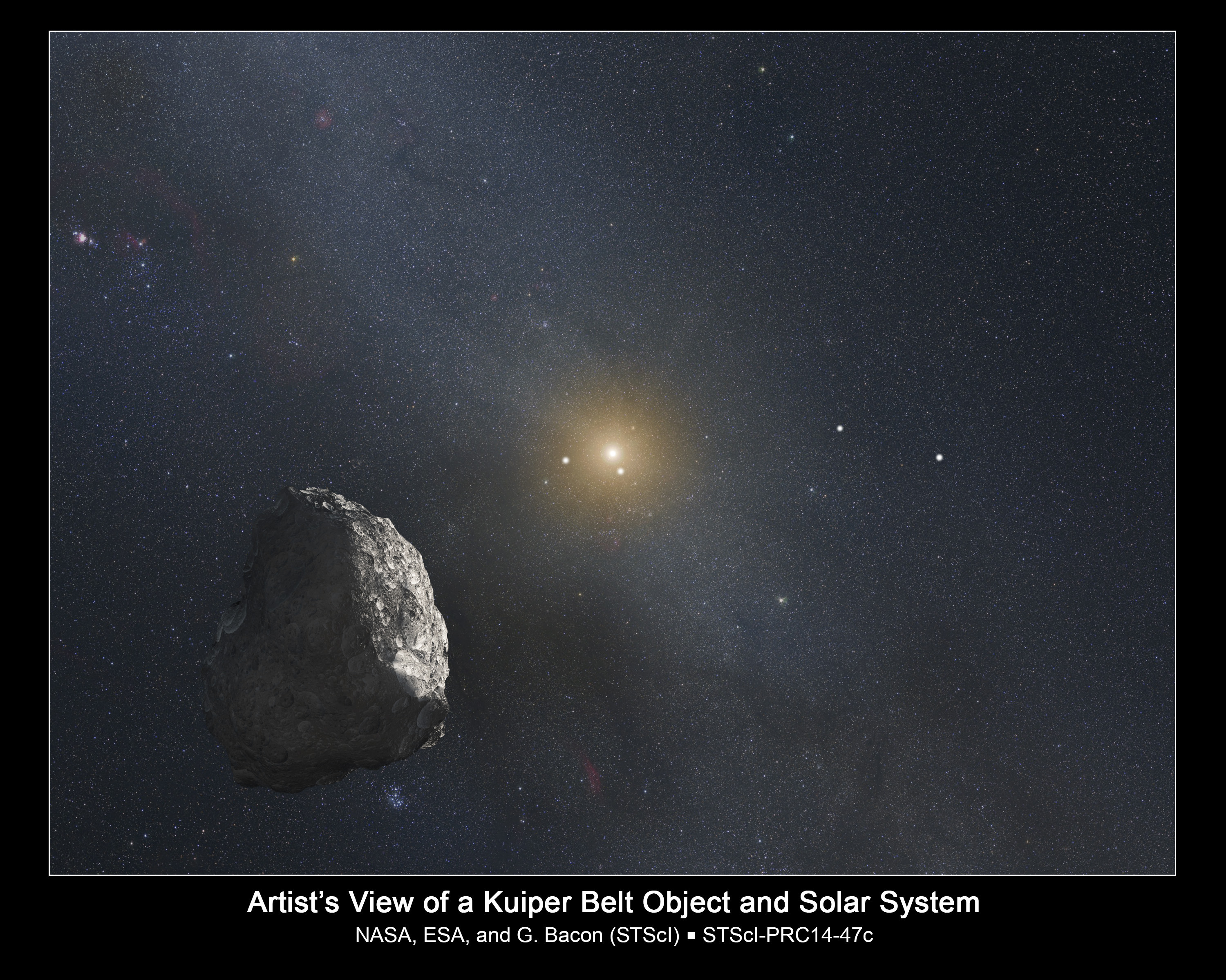 nasa s hubble telescope finds potential kuiper belt targets for new