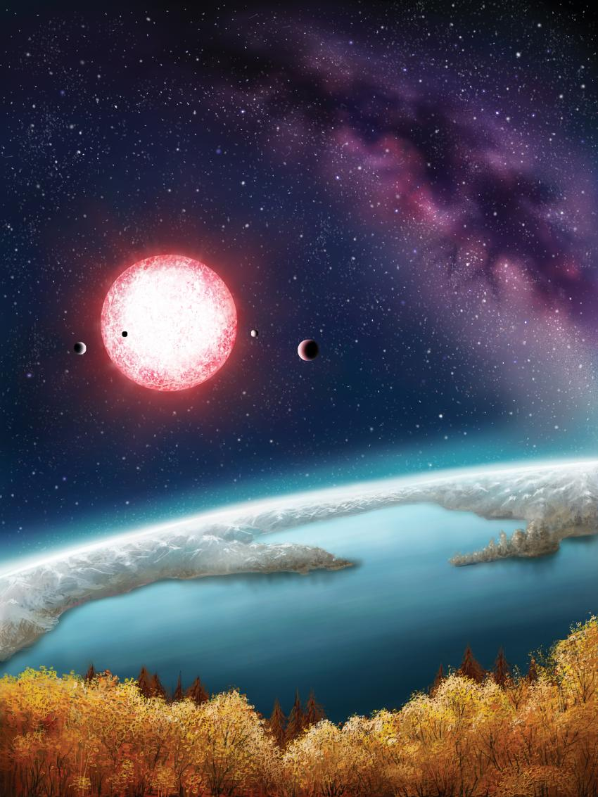 First potentially habitable Earth-sized planet confirmed: It may have liquid water