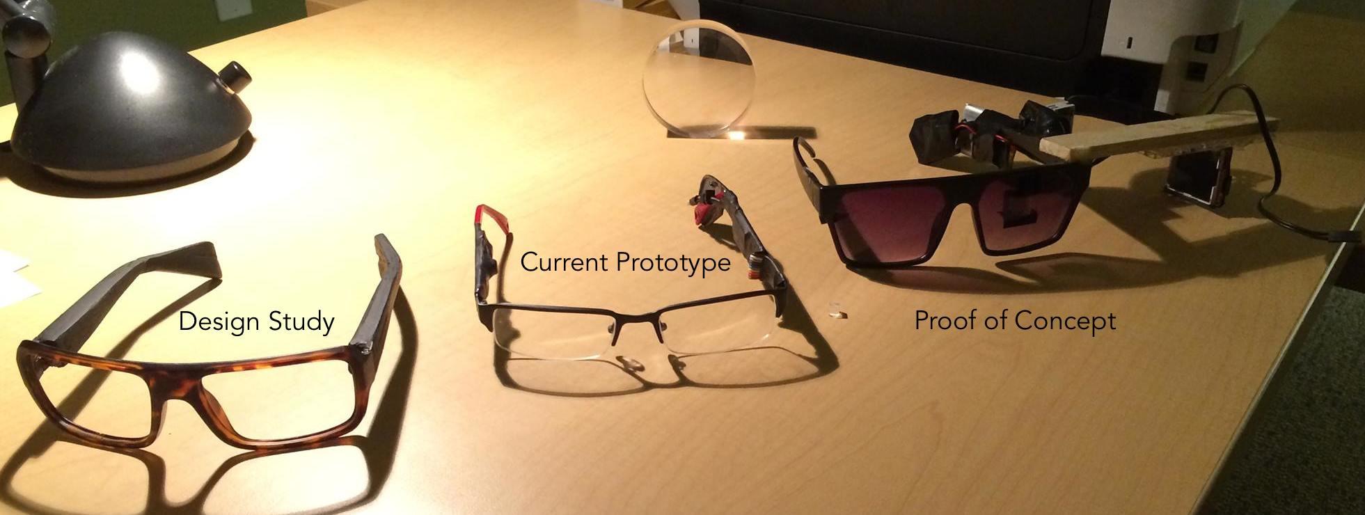 laforge seeks funding for fashion friendly icis smart glasses