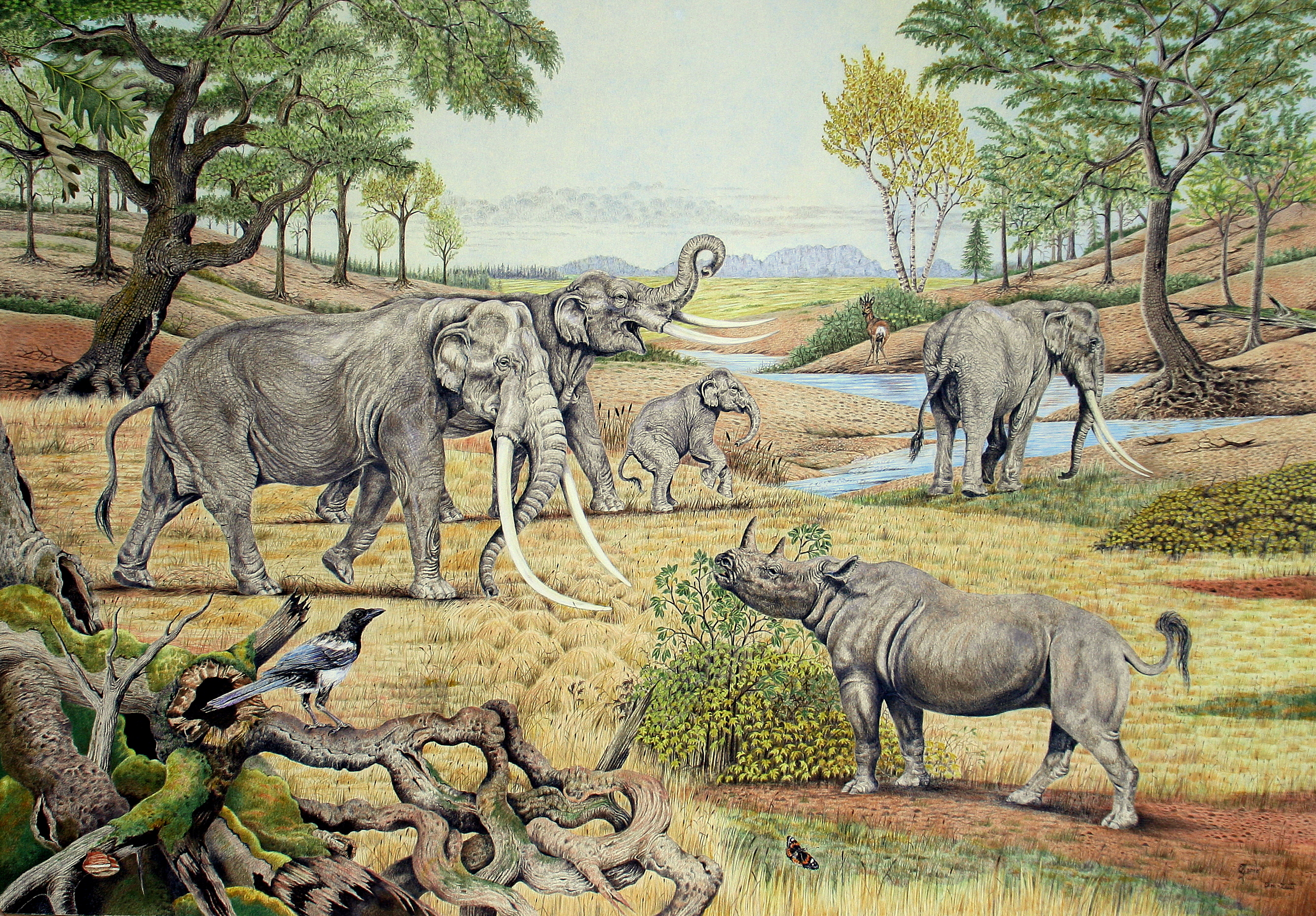 pre historic eras and theories on philippine Prehistoric era the paleo indian period lasted from circa 10,000 bc to circa 8000 bc.