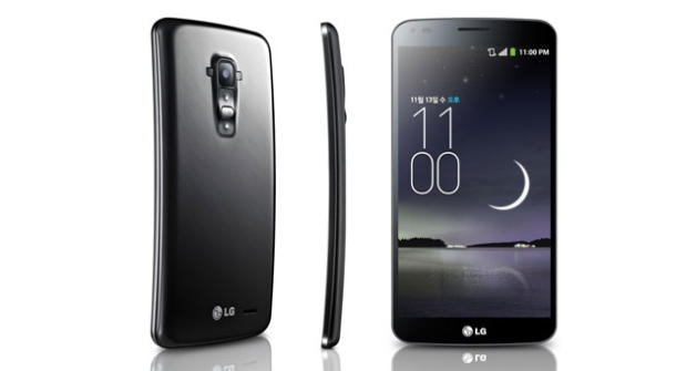 tech review lg g flex all about the curve