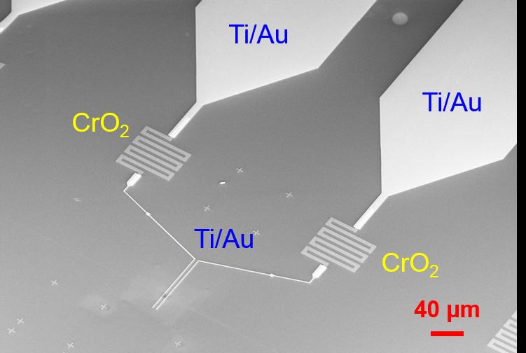 Nanoscale resistors for quantum devices