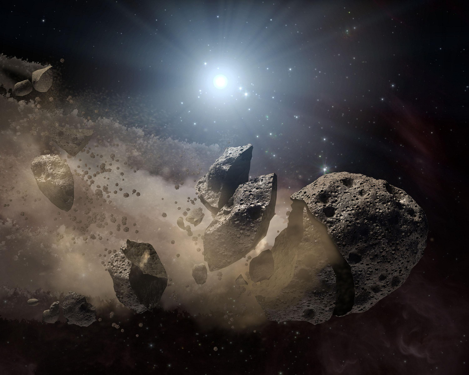 Amateur asteroid hunters confirm. And