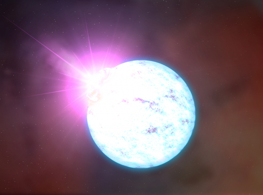 Rare mergers of binary neutron stars found as the source for What is space