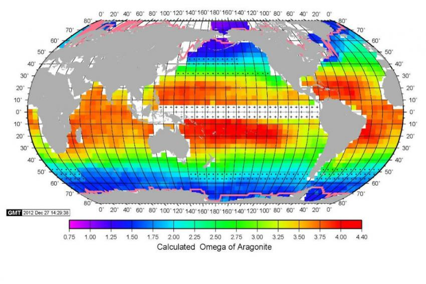 New global maps detail human caused ocean acidification gumiabroncs Images