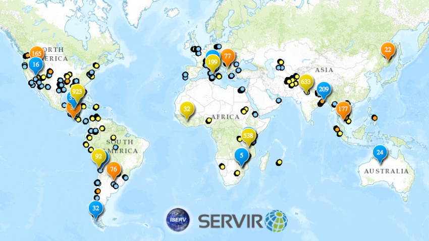 New iserv tool enables rapid view of earth images from space gumiabroncs Choice Image