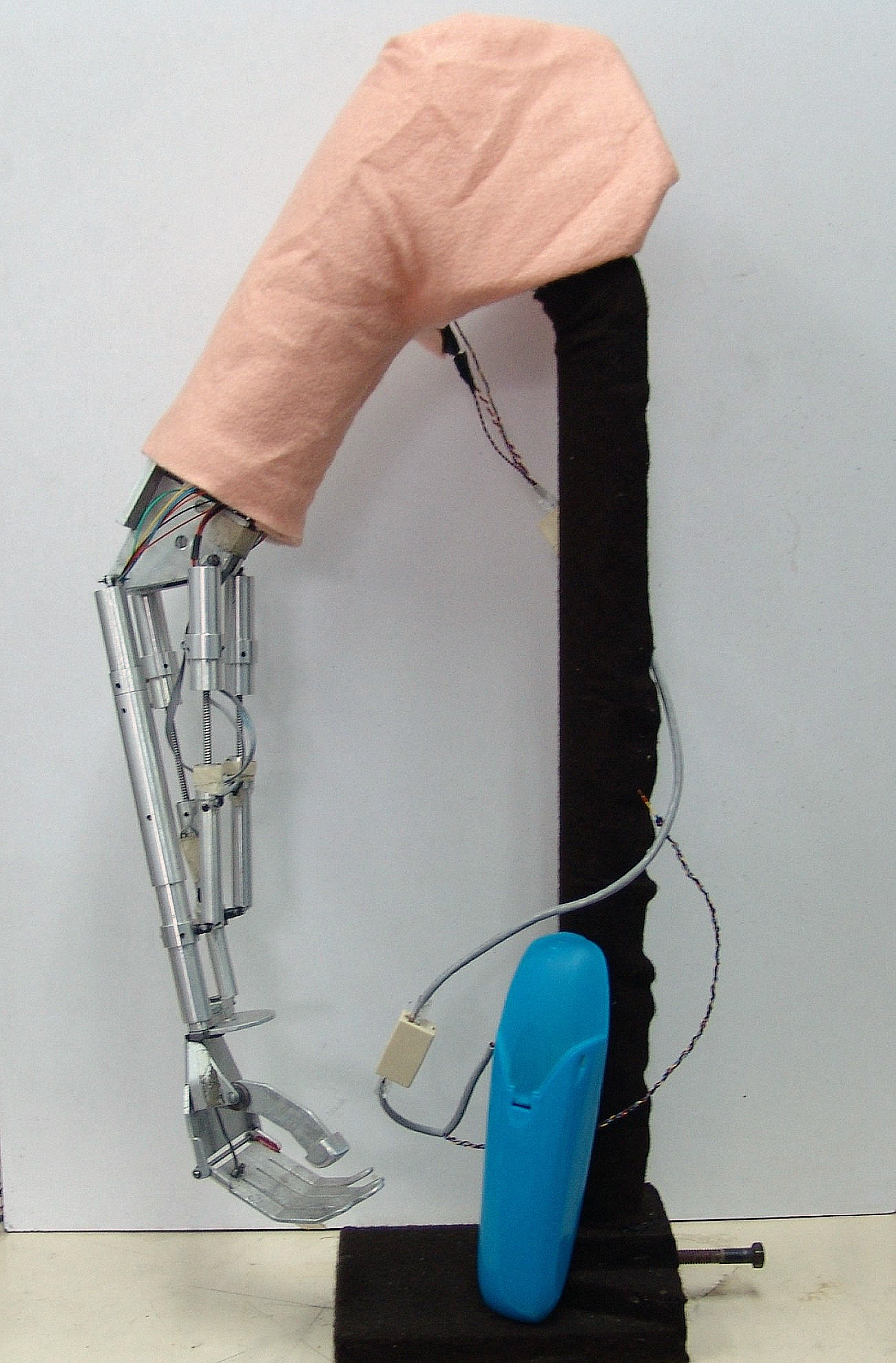 new prothesis In this brief history of prosthetics, we explore the evolution of prosthetics, the early attention to aesthetics, the great technological leaps.