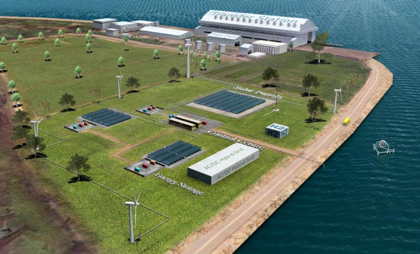 Ntu To Build Region S First Renewable Energy Integration