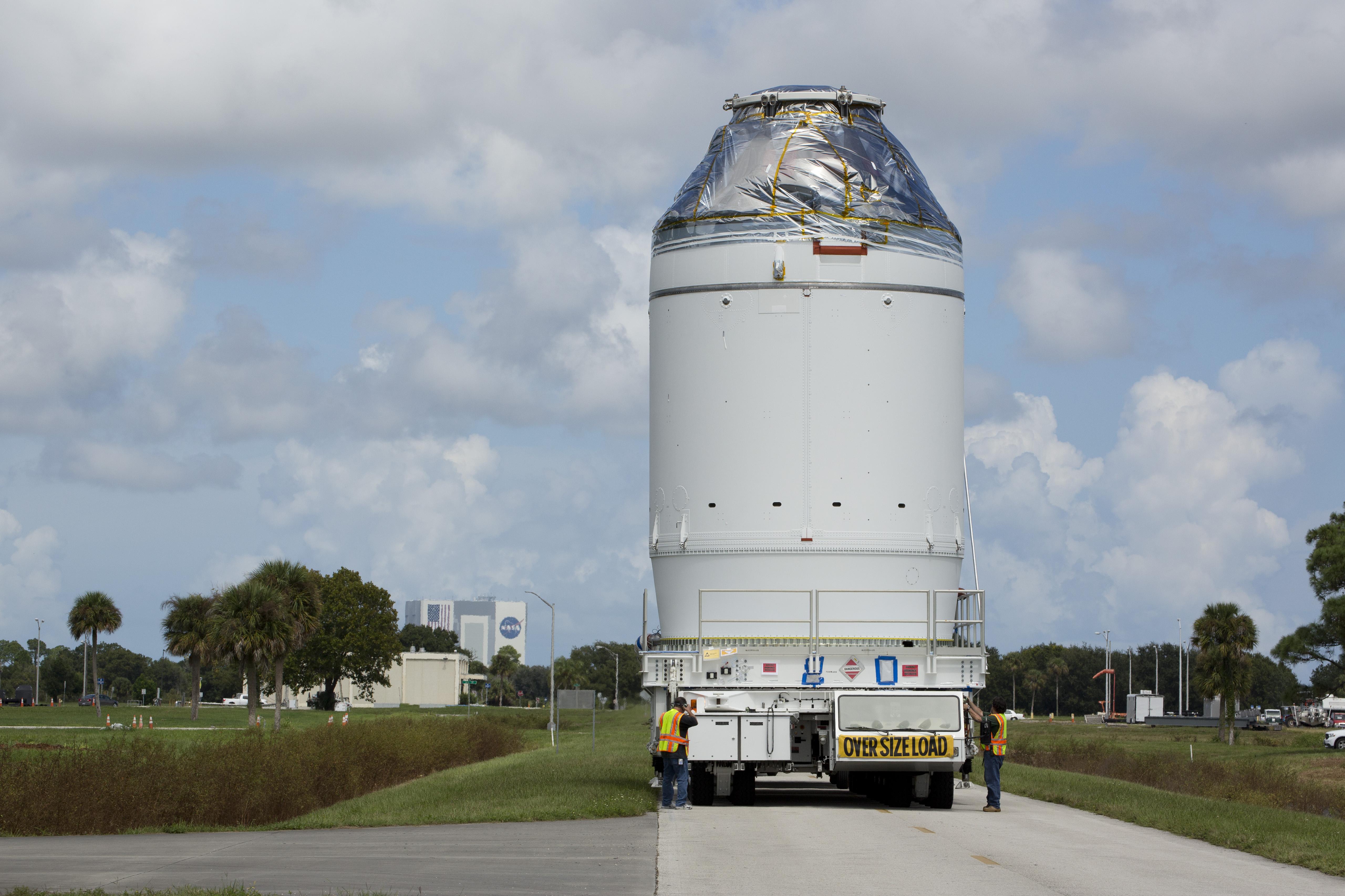 spacecraft grounding - photo #35