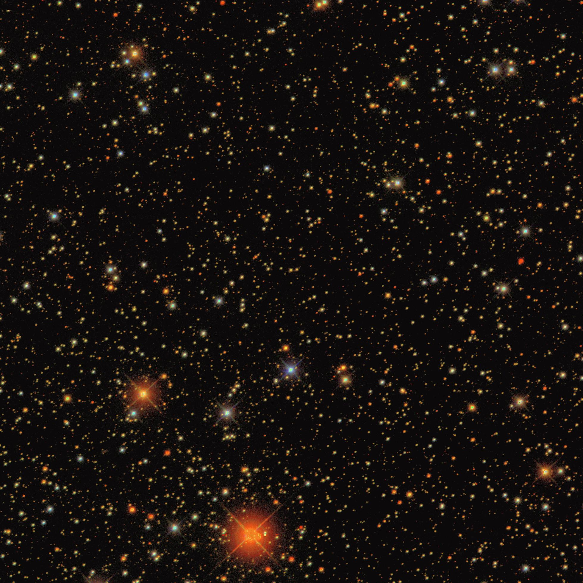 dwarf stars tell us how planets form