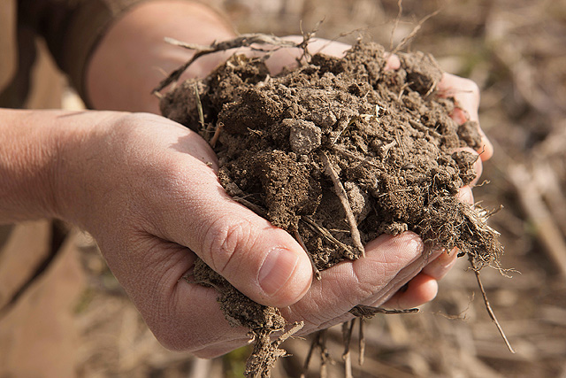 Reducing fertilizer use with a more accurate soil test for Three uses of soil