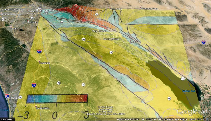 Re Thinking Southern California Earthquake Scenarios In Coachella