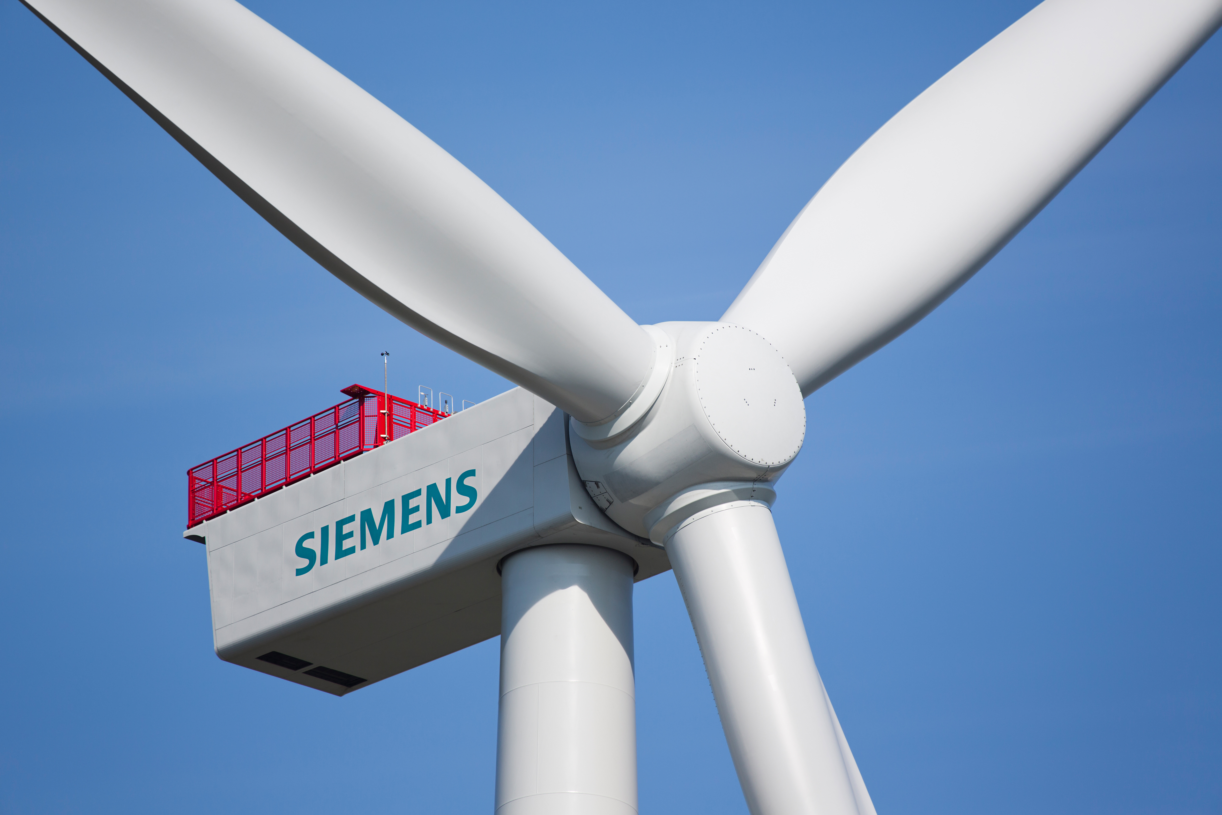 provides 150 wind turbines for largest Dutch offshore project