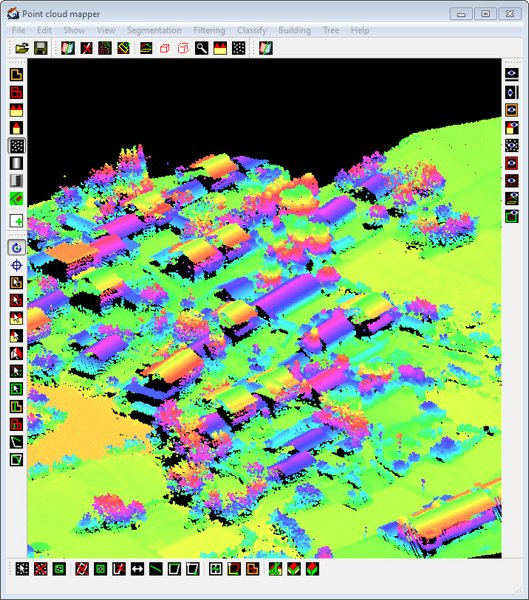 Software Capable Of Quickly Producing 3-D Building Models
