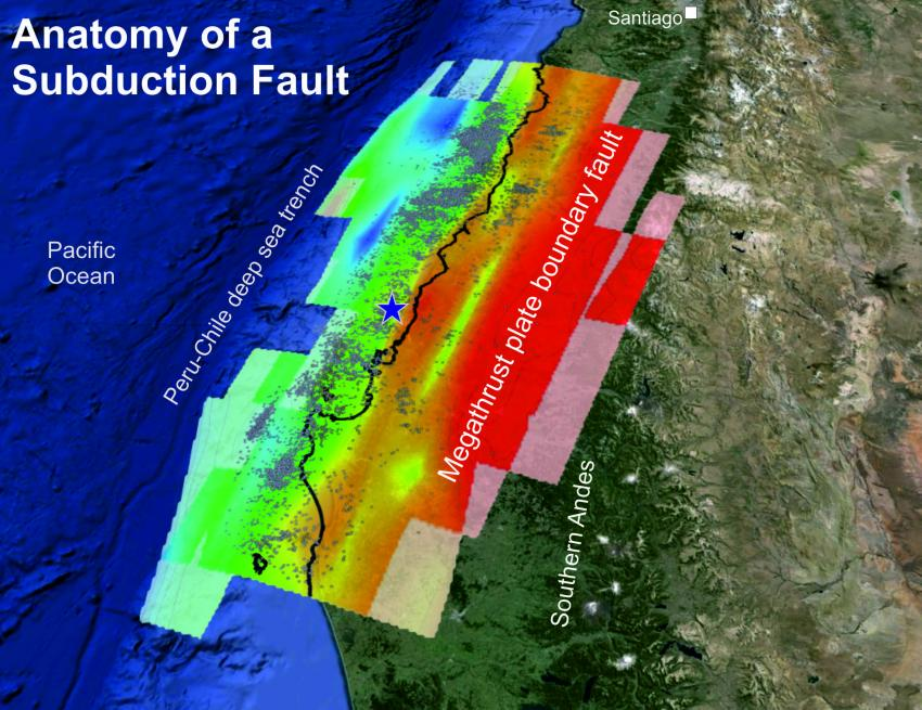 Study Of Chile Earthquake Finds New Rock Structure That Affects