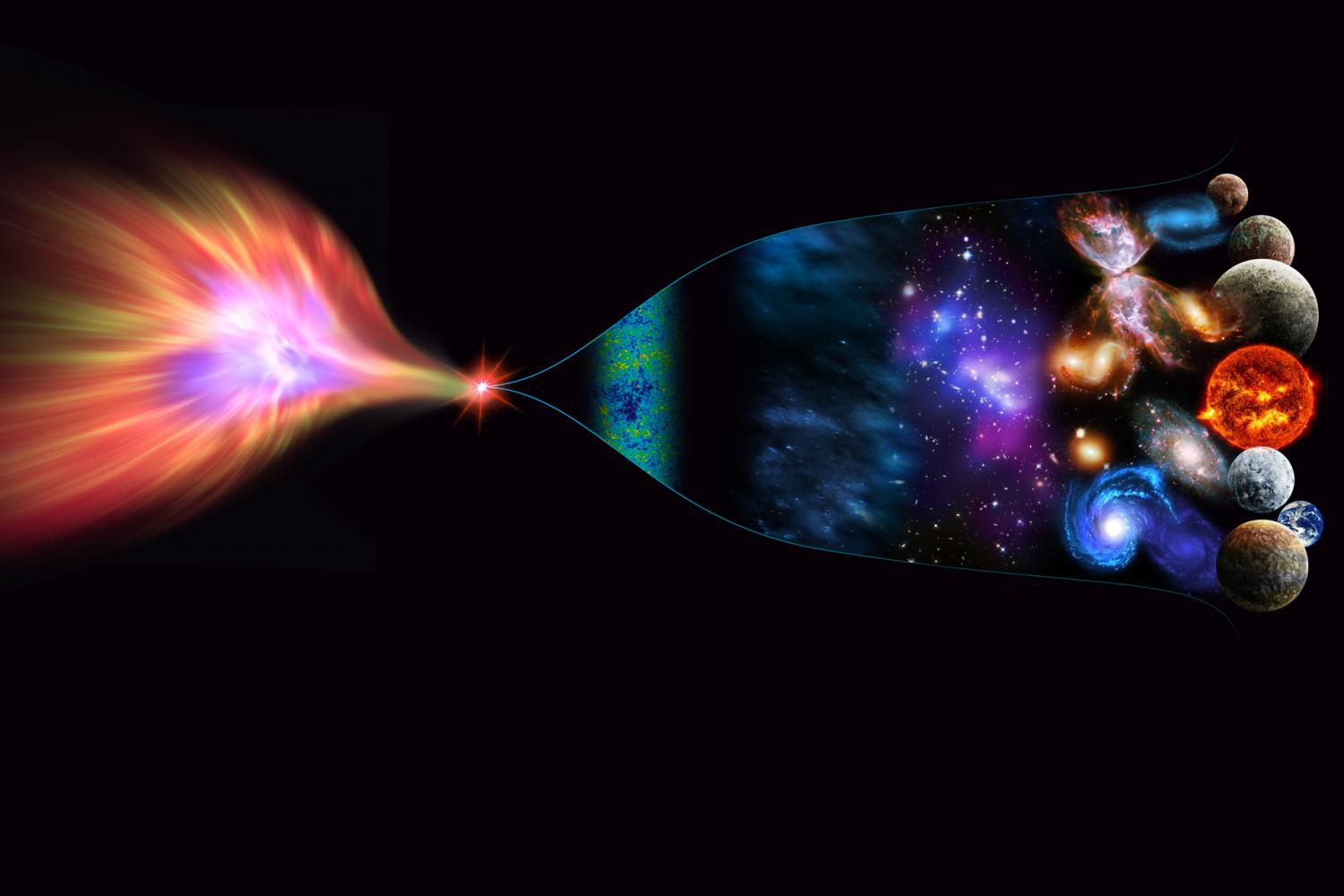 Image result for The Black Hole That Gave Birth To The Universe