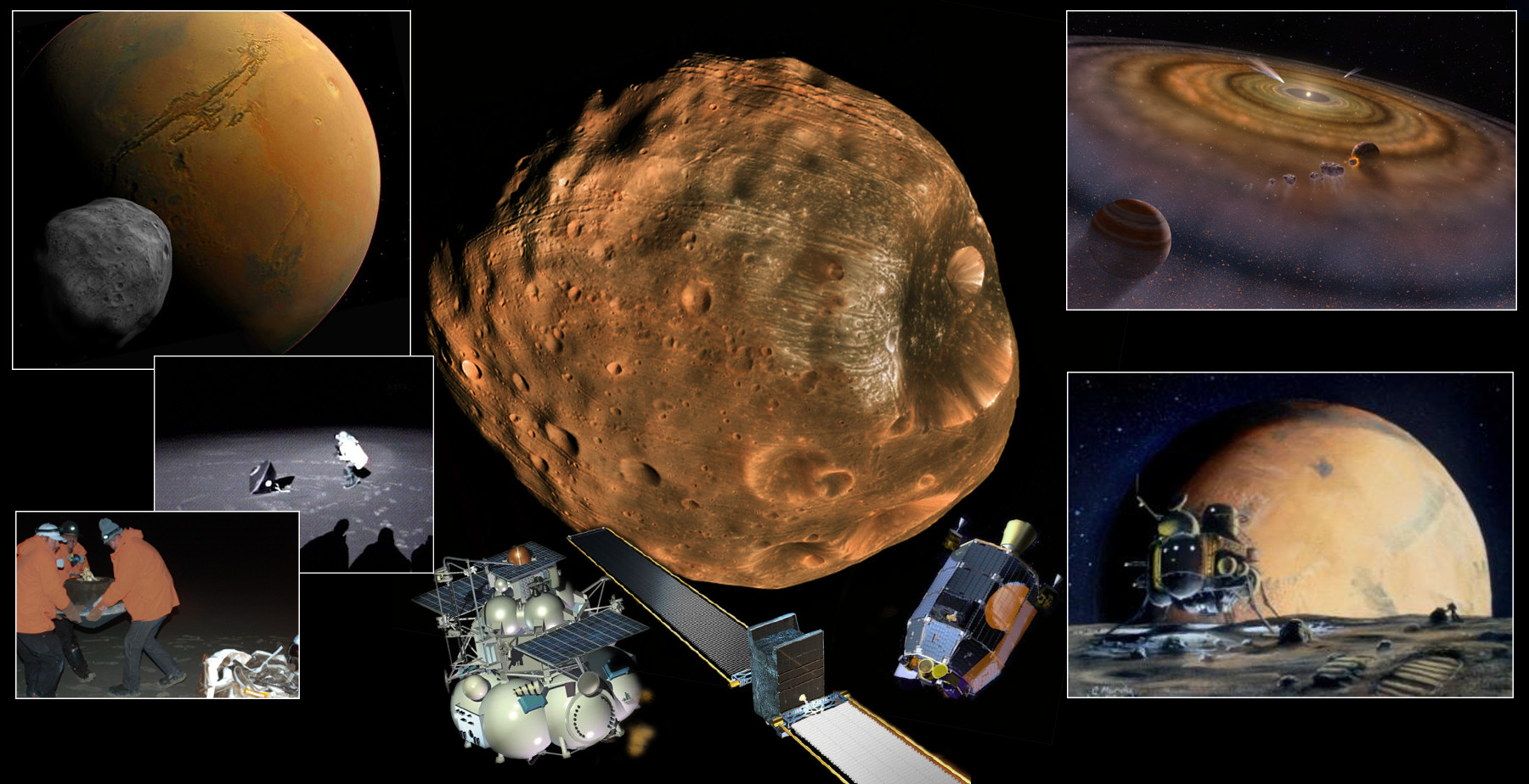 The case for a mission to Mars' moon Phobos