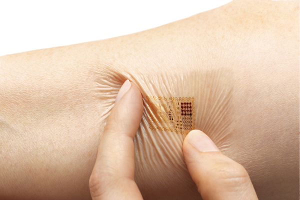 The Next Generation Of Electronics Is A Press On Tattoo