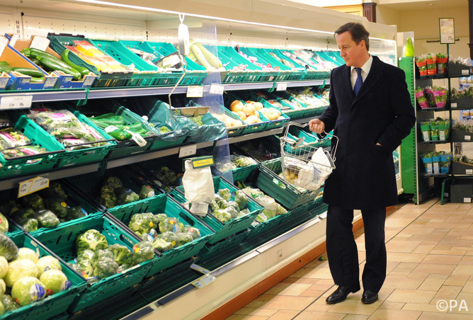 The Science That Makes Us Spend More In Supermarkets And