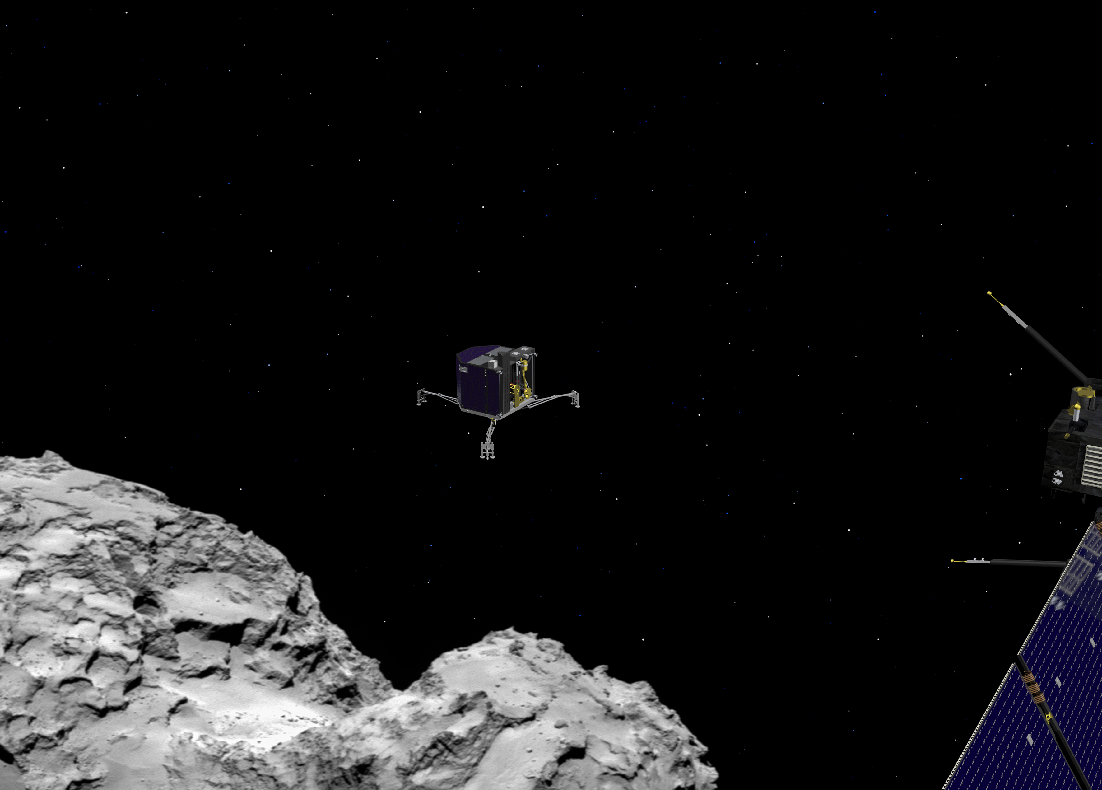 Why Rosetta is the greatest space mission of our lifetime