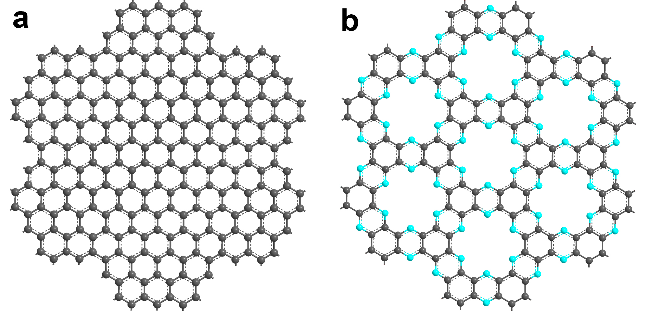 2015 03 D Nitrogenated Crystals Potential Rival on transistor testing