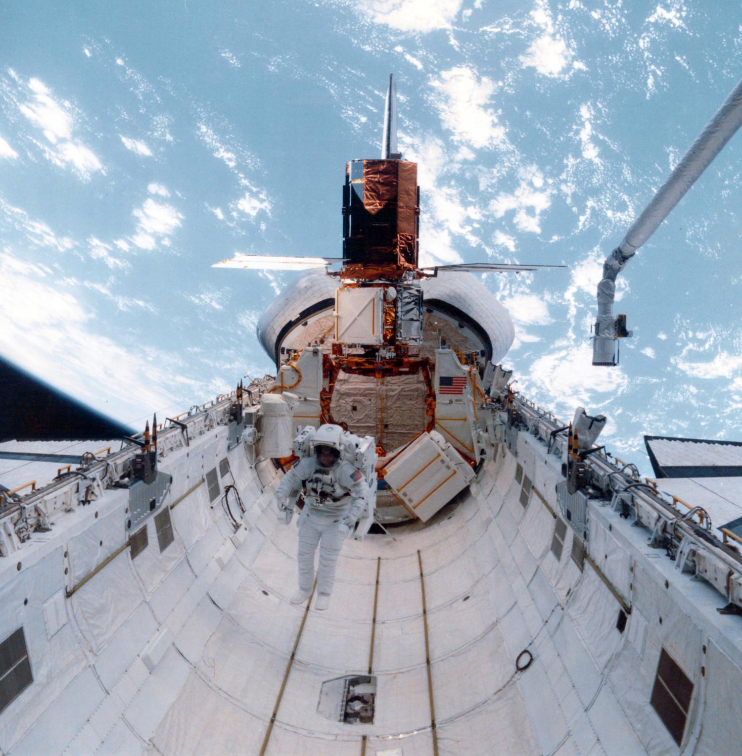 astronaut space shuttle - photo #39
