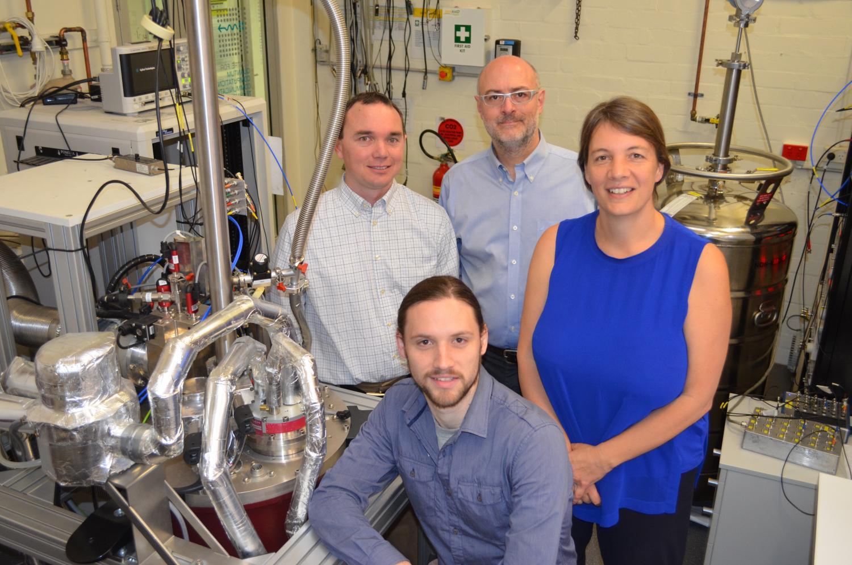 Scientists design full-scale architecture for quantum computer in silicon
