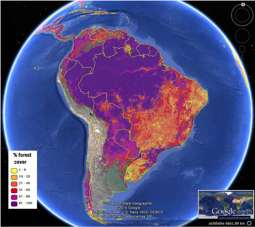 Scientists map global forests citizen scientists map global forests gumiabroncs Images
