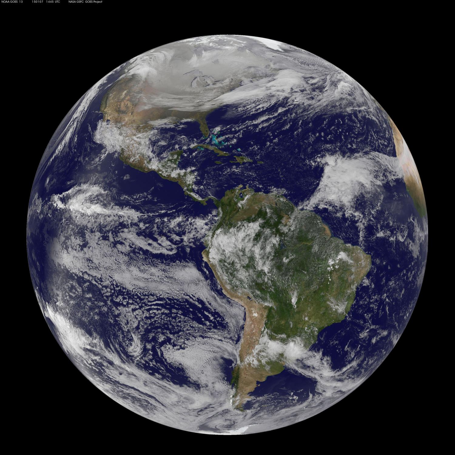 Noaa S Dscovr To Provide Epic Views Of Earth