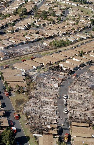 report chance of mega quake hitting california increases update 2