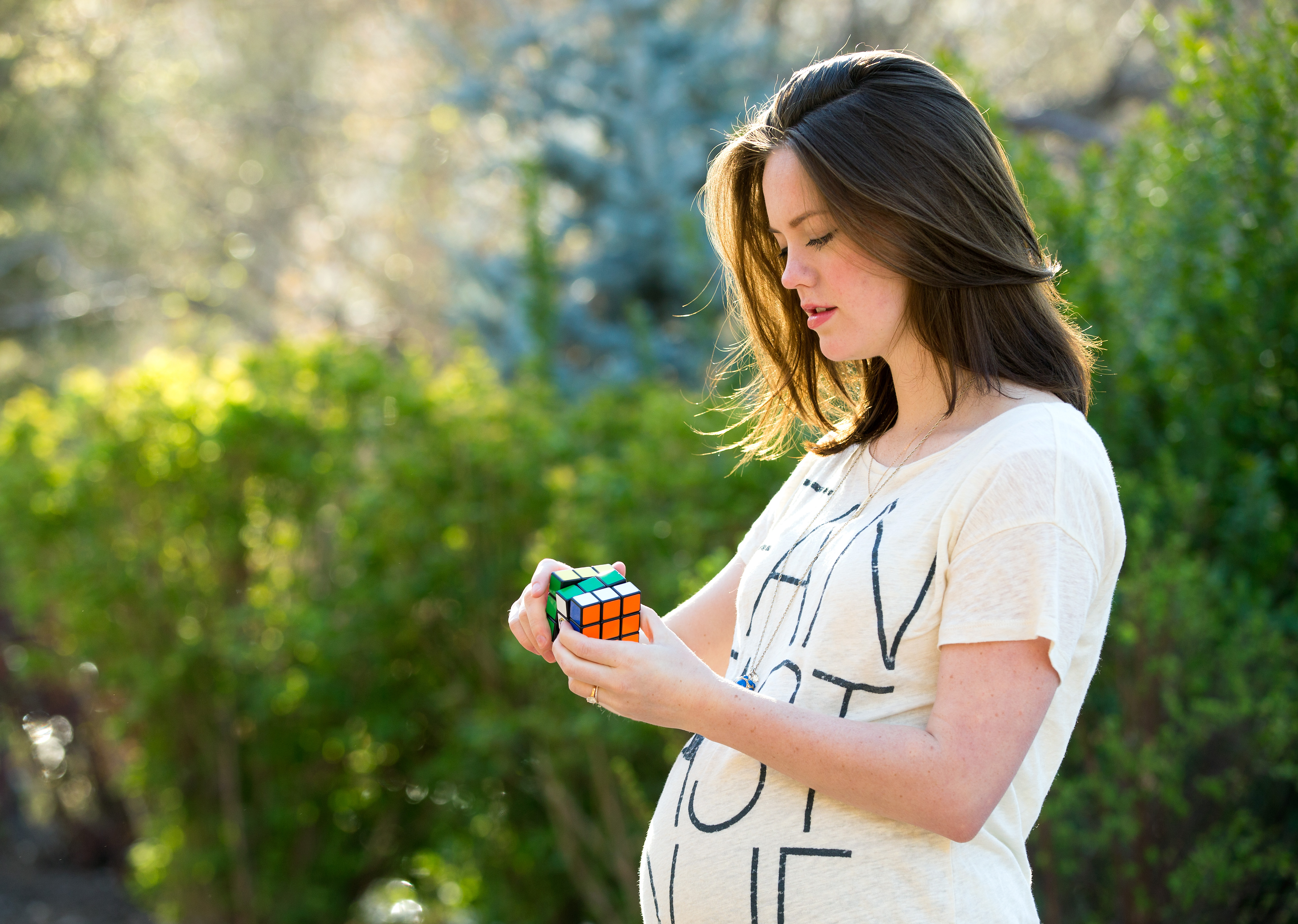 Absent-mindedness and forgetfulness: what happens to the brain of a woman during pregnancy