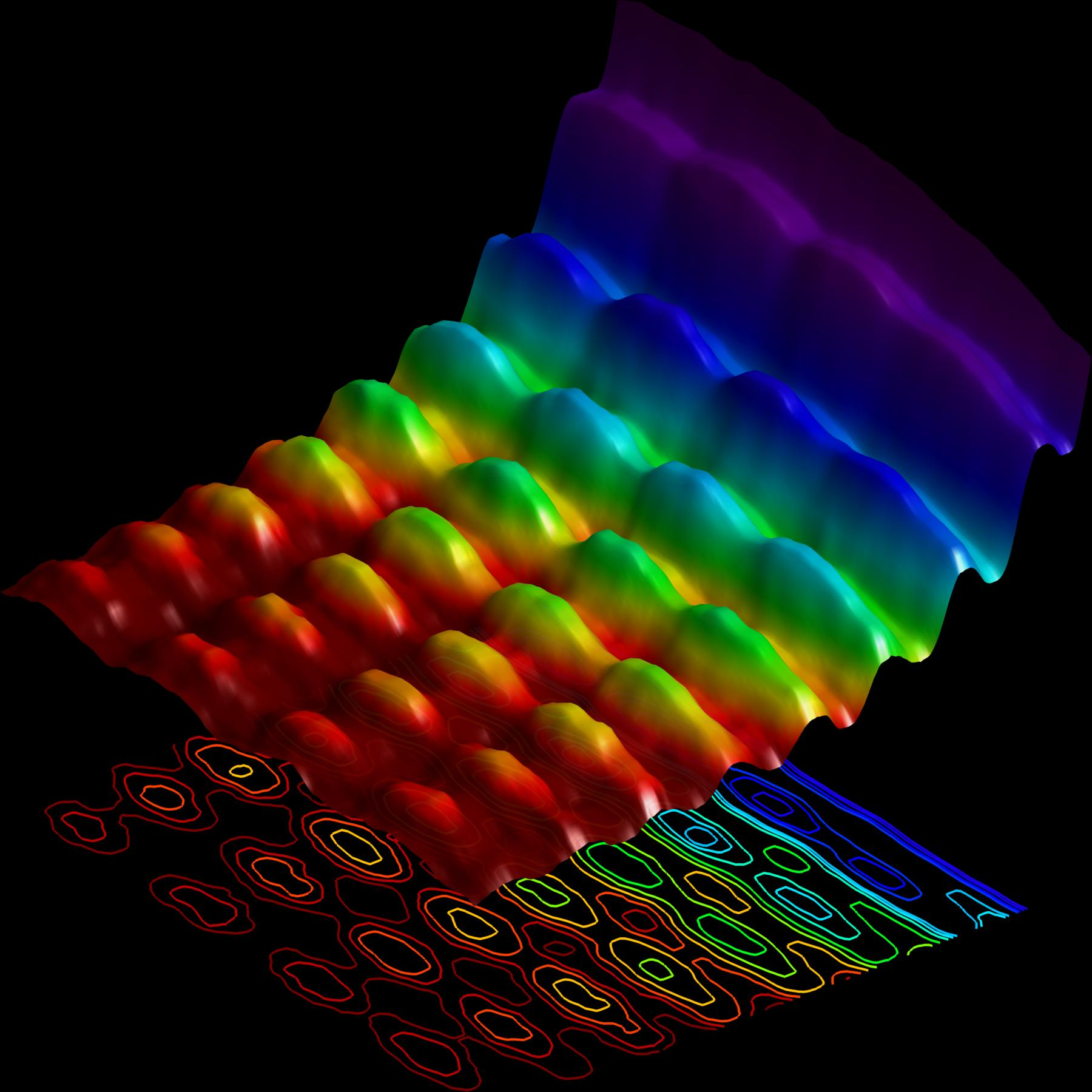 The First Ever Photograph Of Light As Both A Particle And Wave Explains Two Most Common Methods For Wiring Basic Switch